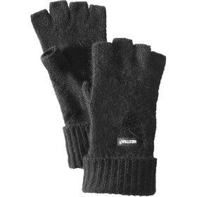 Hestra M's Pancho Half Finger Gloves Black